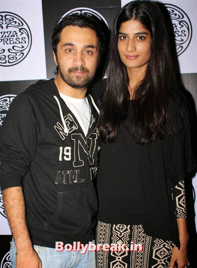 Siddhanth Kapoor at, Indian page 3 Party PHotos
