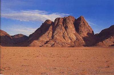 Monte Sinai | Curiosidades da Bíblia