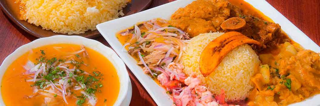Gastronomía - Famosas Huecas de Guayaquil