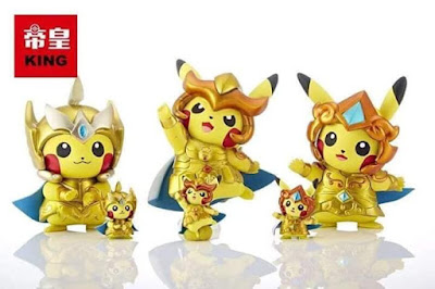 King Saint Seiya Pikachu