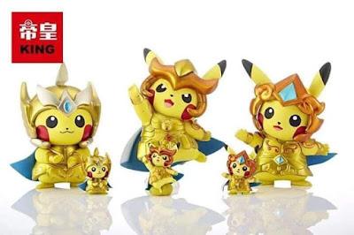 King Saint Seiya Pikachu