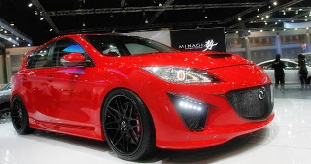 2018 Mazdaspeed 3 Release Date
