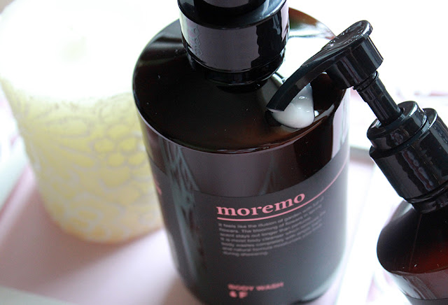 корейская косметика Moremo