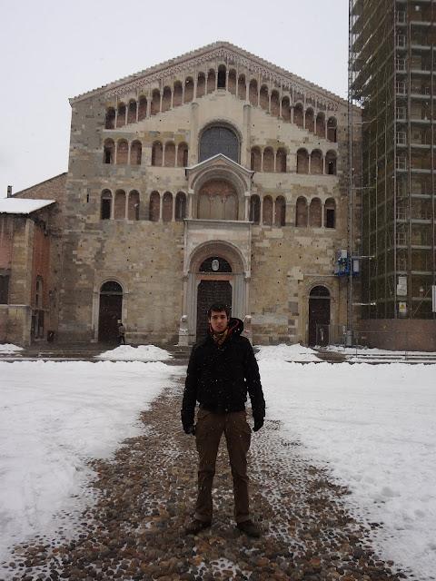La catedral de Parma