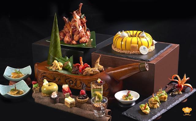Kuala Lumpur Ramadhan Buffet 2018 Sedap Restaurant  KLCC Pullman