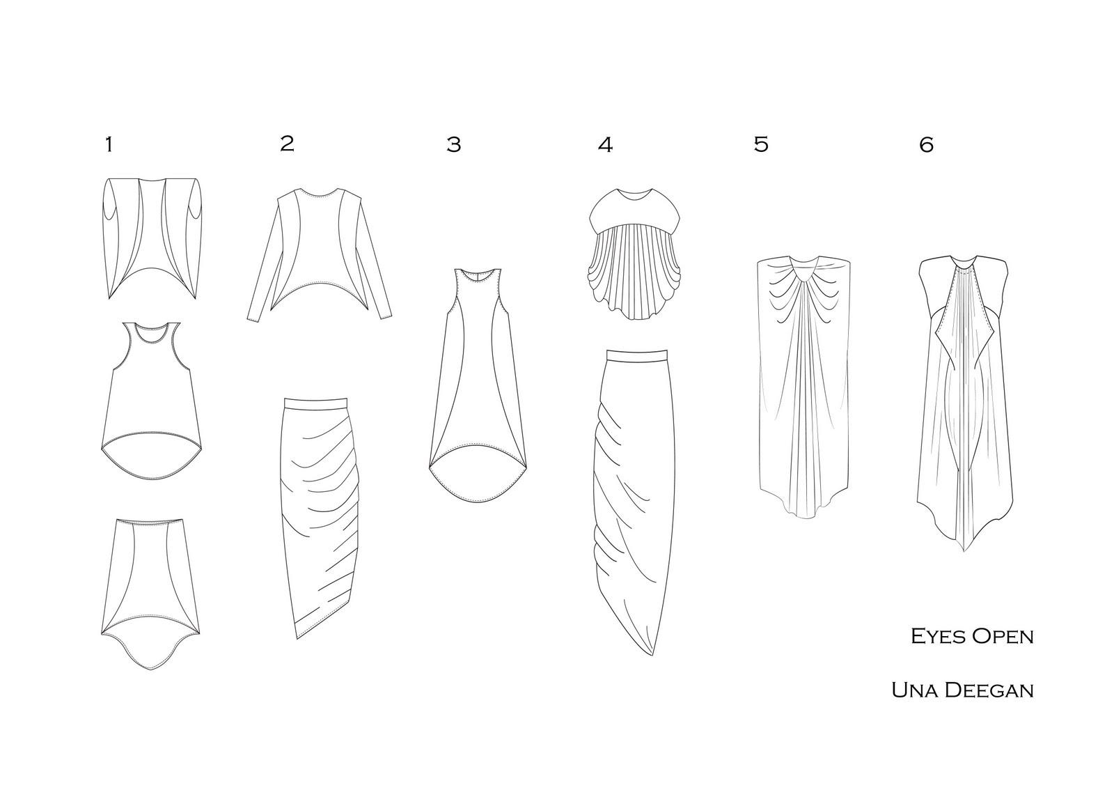 LSAD fashion graduates: Una Deegan