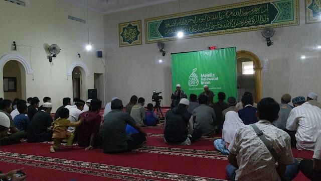 Majelis Halawatul Iman; Berburu Surga