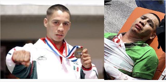 """Así fue el crimen del """"Pay"""" Castañeda, medallista de los Juegos Panamericanos"""