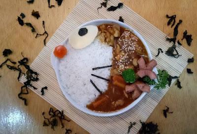 Makanan Unik Bentuk Boneka Lucu Harus Anda Coba