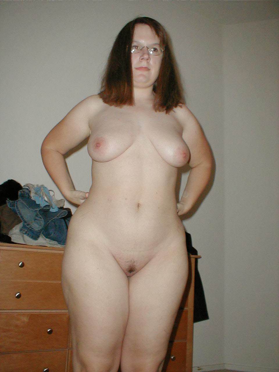 Naked Sexy Curvy Women