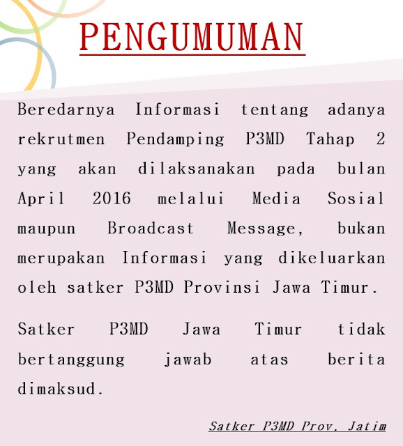 rekrutmen_p3md_pendmaping_Desa_TA_2016