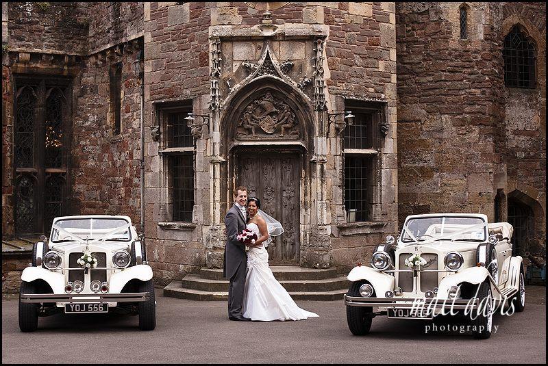 Englands Finest Wedding Cars Bristol Andrew Yasmin S June Berkeley Castle