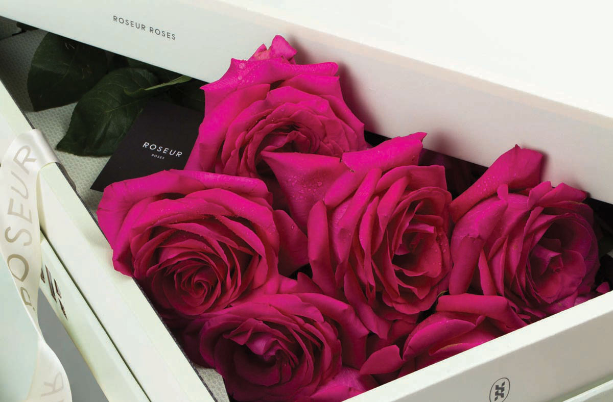 Roseur Fine Roses on Packaging of the World - Creative ...
