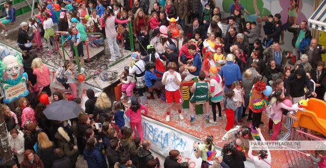 H Καρναβαλική Παρέλαση της Παραμυθιάς (+BINTEO)