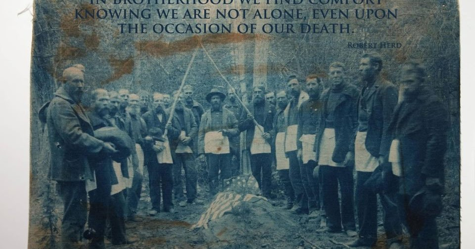 The Midnight Freemasons: We Are Never Alone: Honoring Our