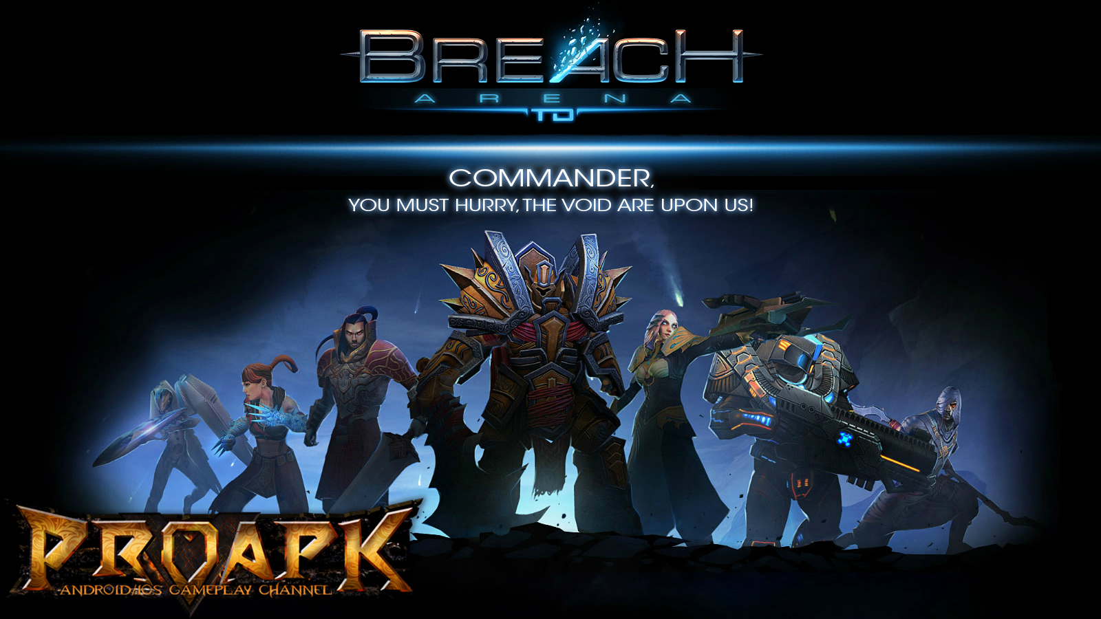 Breach: Arena TD