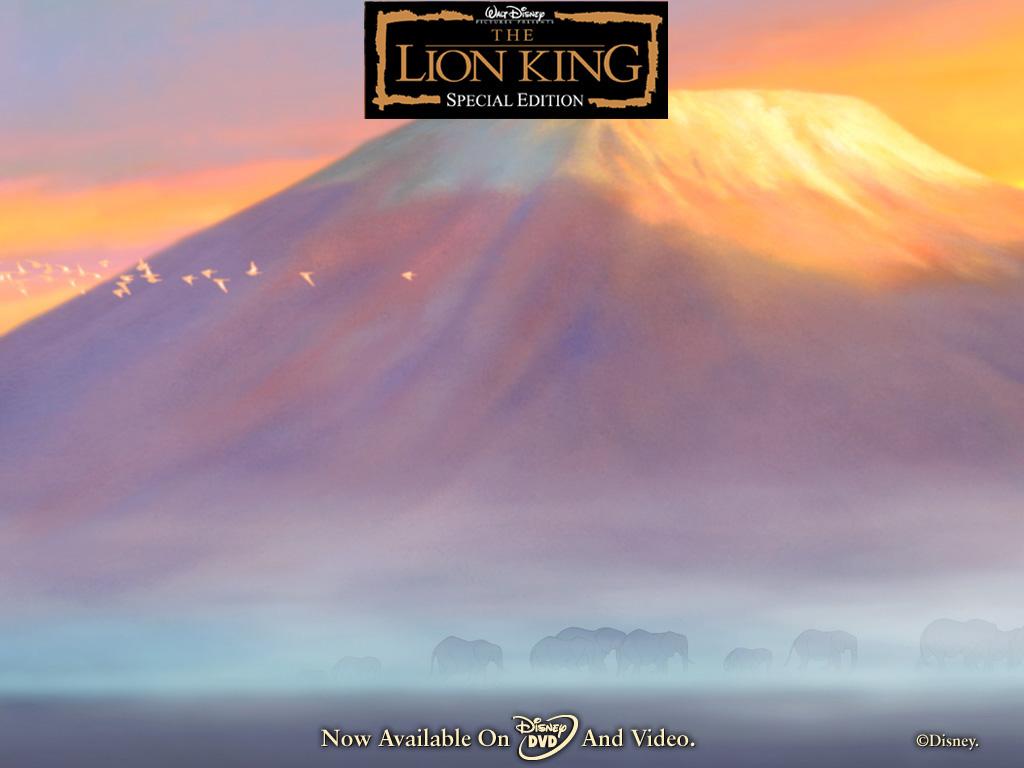 Christine Bailey: Lion King Wallpaper Hd