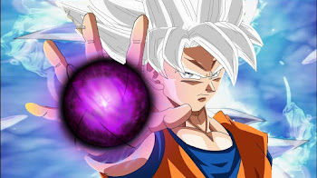 Imagen Filtrada, Goku hace el Hakai Completo