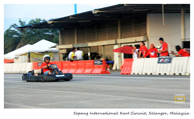 #TSDayOut 2016 Discover Selangor | Sepang International Kart Circuit | Ramble and Wander