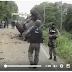 รถหุ้มเกราะ V-150 เสียหายเหมือนเศษเหล็ก โจรเล็กๆทำไม่ได้ #ไฟใต้