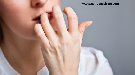Nail biting is also considered a mental disorder