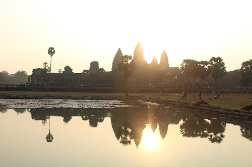Cambodia: The Famous Temples and the Angkor Wat