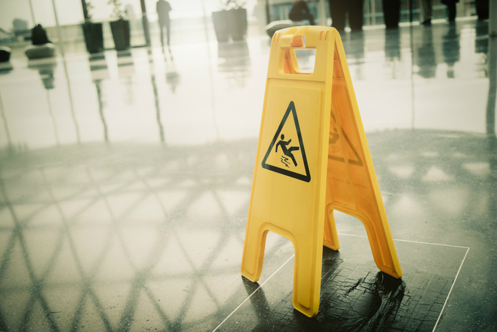 ANSI ASSE A1264.1-2017 Workplace Walking Surfaces
