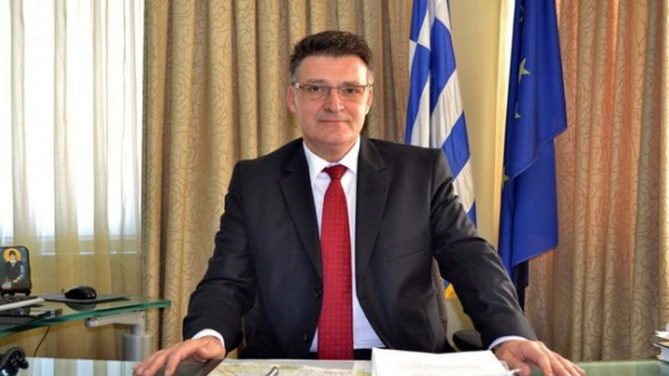 Υποψήφιος Περιφερειάρχης Αν. Μακεδονίας - Θράκης ο Δημήτρης Πέτροβιτς