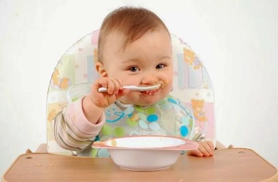 3 Jenis Makanan Pendamping Asi untuk Bayi