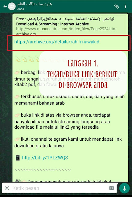 copi link alamat download Archive.org