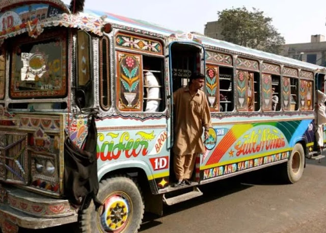 Karachi bus conductor kills passenger
