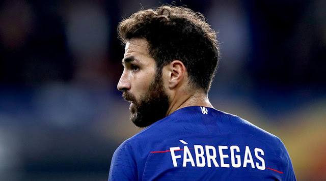 AC Milan in for Chelsea midfielder in January - Will Cesc Fabregas stay in London?