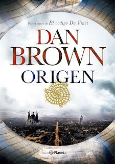 Caratula Origen - Dan Brown