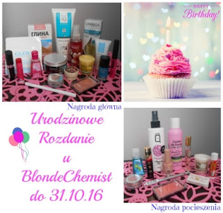http://blondechemist.blogspot.com/2016/09/rozdanie-z-okazji-trzecich-urodzin-bloga.html