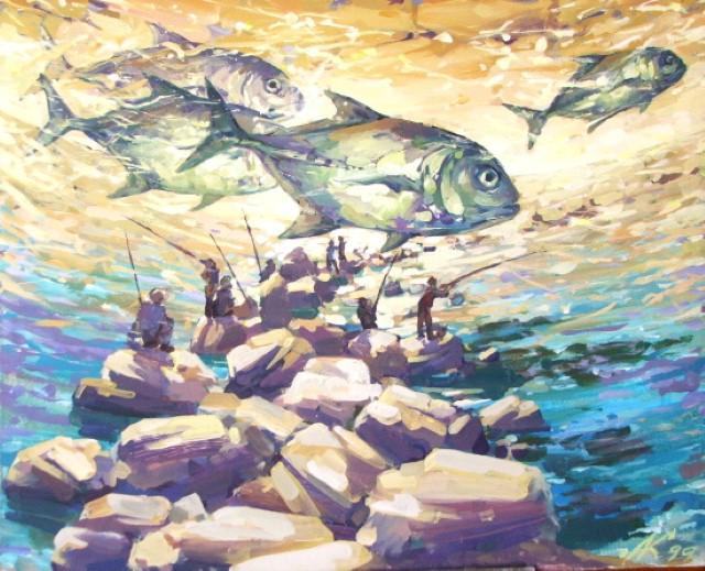 Изобразительное искусство Израиля