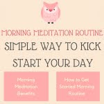 Daily Morning Meditation Routine with BayArt