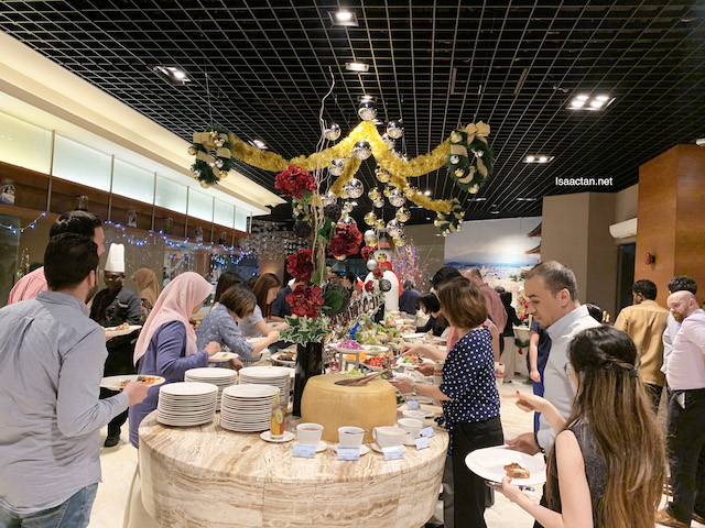 Festivities and joy for all diners at One World Hotel Petaling Jaya