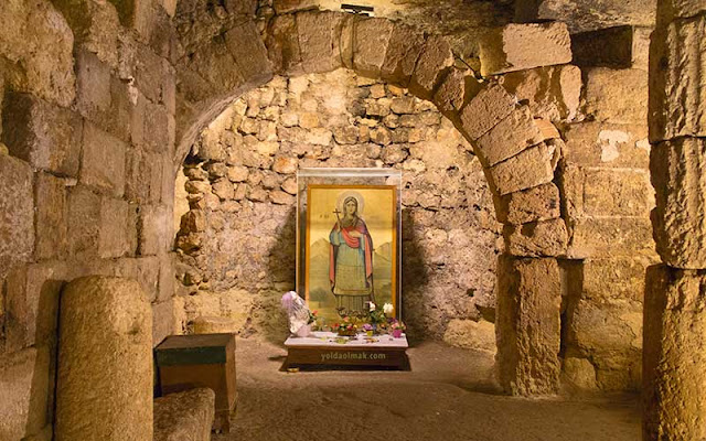 Early Christian pilgrimage site to be excavated in Turkey's south