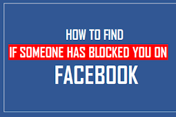 Can You See who Has Blocked You On Facebook 2019