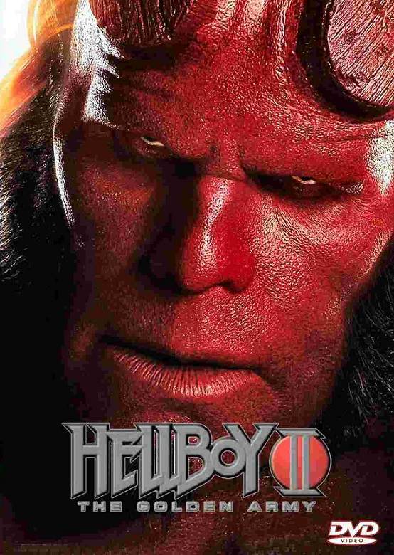 فیلم دوبله: پسر جهنمی 2 - ارتش طلایی (2008) Hellboy II: The Golden Army