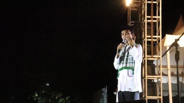 Diperkirakan 40 Ribu Jemaah Bakal Hadiri Ceramah Ustaz Abdul Somad di Tangerang Besok Malam