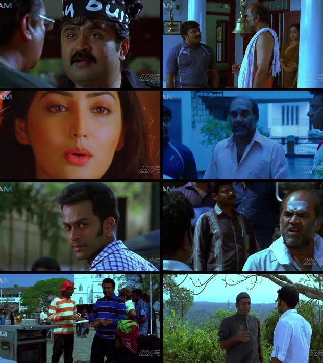 Faster – A Fight Master 2015 Hindi Dubbed 480p HDRip