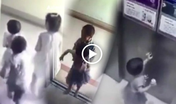 Seorang kanak-kanak perempuan berusia dua tahun maut selepas terjatuh daripada tingkat 17