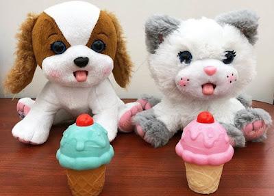 Adoptimals мягкие игрушки