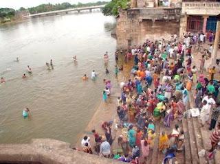 Aadi Perukku Festival in Tamil Nadu