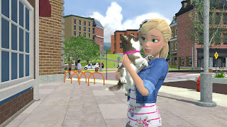 Barbie and Her Sisters: Puppy Rescue (XBOX360) 2015 LEGENDADO PT-BR