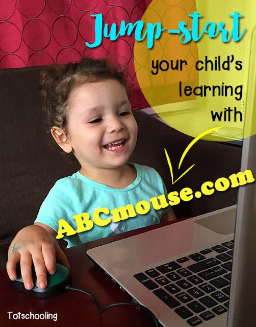 Our experience trying out the FREE 30-day trial of ABCmouse.com, the early learning online program for preschoolers and kindergartners.
