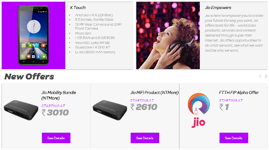 reliance-jio-preview-portal
