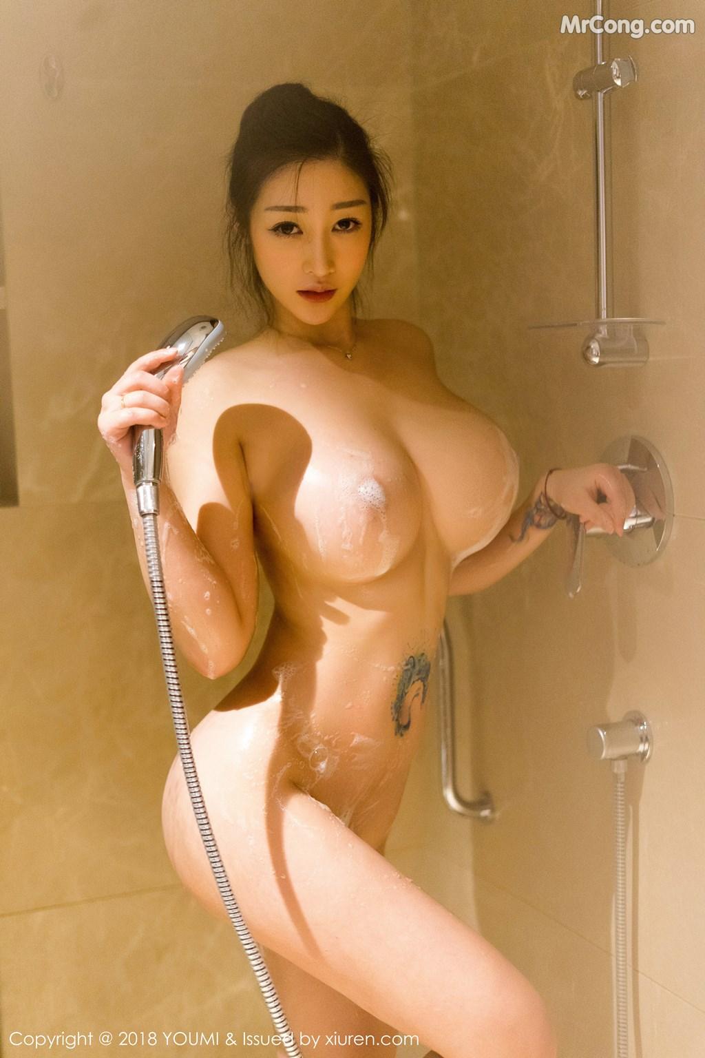 Image YouMi-Vol.119-Daji-Toxic-MrCong.com-028 in post YouMi Vol.119: Người mẫu Daji_Toxic (妲己_Toxic) (47 ảnh)