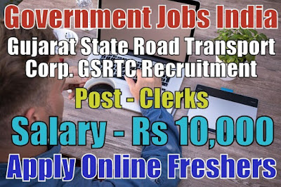 GSRTC Recruitment 2018